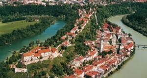 Burghausen - Nejdelší hrad na světě