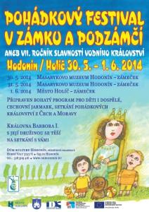 pozvánka na Pohádkový festival
